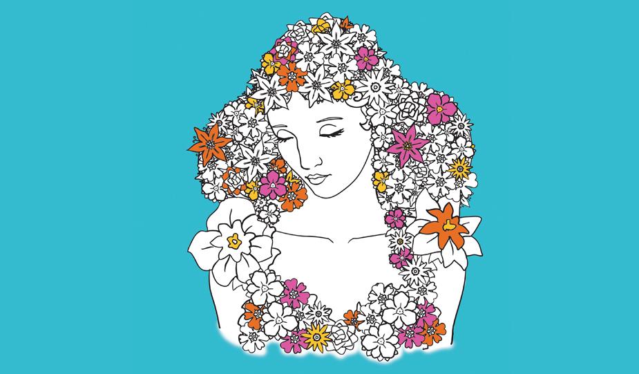 Blumenhaar
