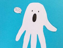 Gespenster Hand